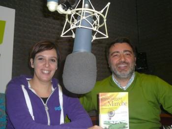 Ad Ecoradio con Jodie Aliverdini